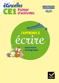 Cahier d'activités CE1